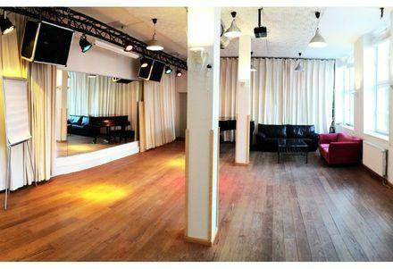 Seminarraum, Kursraum, Theaterraum, Tanzraum, Proberaum Hamburg Bahrenfeld