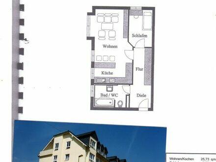2 Zimmerwohnung in 08209 Auerbach- 50 qm- EUR 48.900.-.Provisionsfrei-