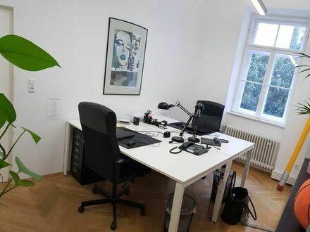 Wir vermieten Ihr Traum Eckzimmer- Büro! Platz nehmen & Loslegen!