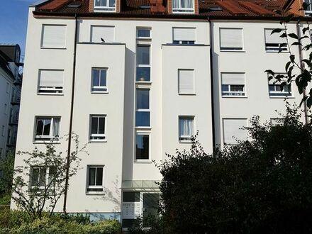 Ruhiges Wohnen im Rheingauviertel