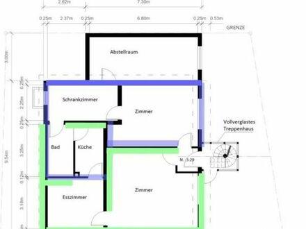 1,5 Zimmer Wohnung in Wohngemeinschaft in Heimsheim ( Nähe Schlegerschloss)