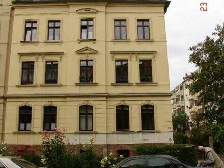 2 1/2 Zimmer-Wohnung, 48,5 qm, Leipzig-Gohlis, 345 EUR kalt, ab 1.6.2018 frei.