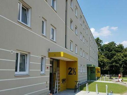 Erstbezug! Provisionsfrei. 2-Zi-Wohnung in Augsburg