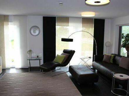 Exklusive EG Wohnung in Laupheim mit Wintergarten,Terrasse und Garten