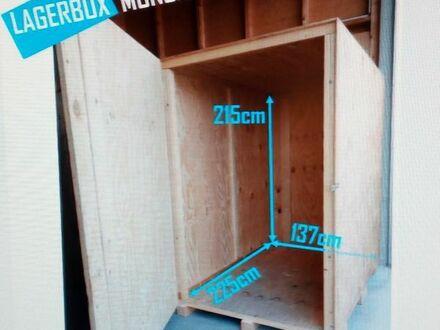 Lagerbox Einlagerung Lagerraum Möbel einlagern