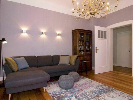 **vollmöbliert** wunderschöne renovierte Altbauwohnung in LU-Hemshof