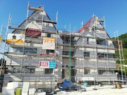 Erstbezug: helle, barrierefreie 3-Zimmer-Wohnung