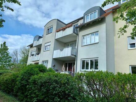 """2-Zimmer-Wohnung """"Wohnen am Nürnberger Tor"""" in Neustadt a. d. Aisch"""