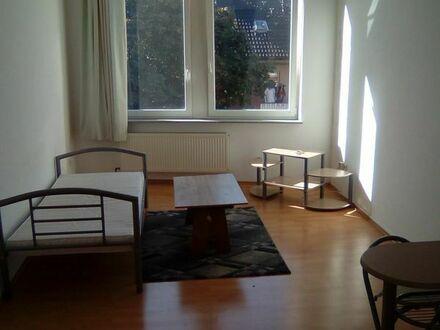 kleine renovierte Altbauwohnung in City sucht gerade neueN MieterIn