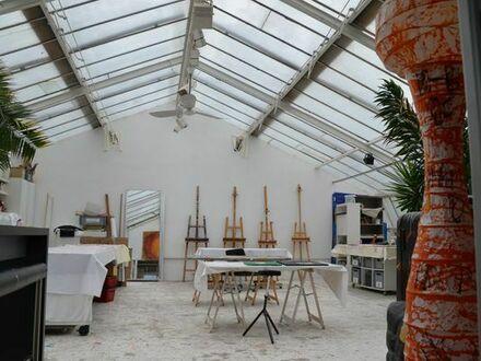 Atelier (Malerei), Ateliergemeinschaft sucht Nachmieter
