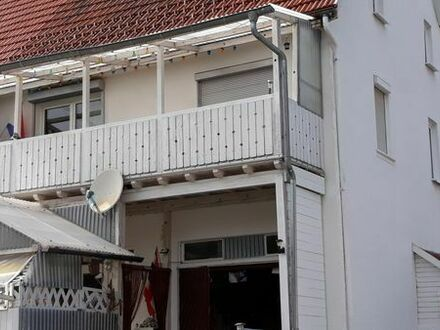 Älteres, gemütliches Einfamilienhaus auf der Schwäbischen Alb
