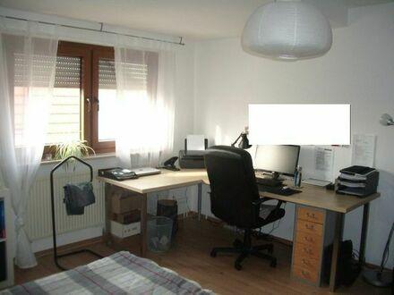 Großzügige helle und gemütliche 2-Zimmer-Wohnung in Dossenheim