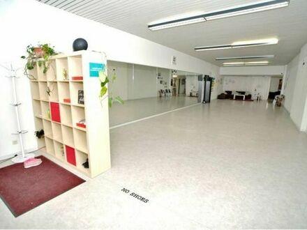 135 qm Tanzstudio, Übungsraum, Trainingsraum, Tanzraum in zentraler Lage zu vermieten