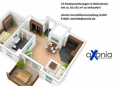 23 Wohnungen zwischen ca. 62 qm bis 141 qm im schönen Baiersbronn zu verkaufen!