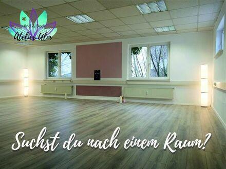 Raum für Kurse oder Einzelgespräche zum stundenweise oder wöchentlich mieten