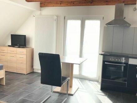 Ab 1.7. 1-Zimmer-Apartment Vollausstattung für Wochenendheimfahrer als Zweitwohnsitz