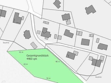 Grundstück nähe Bad Tölz (8km) in Bad Heilbrunn