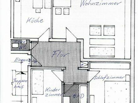 Ma-Sandhofen 3 ZKB von Privat zu vermieten ab 1.8.2018