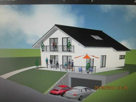 Haus auf dem Lande , da lohnt sich Bauen noch