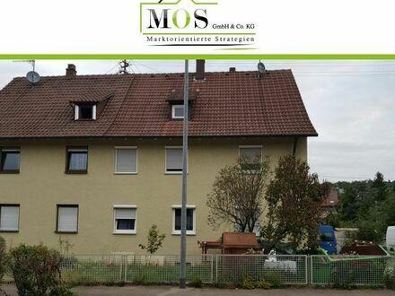 Einfamilienhaus in zentraler Lage mit Möglichkeiten