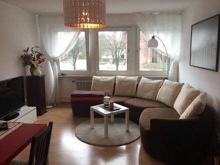 2-Zimmer-Wohnung im 1. OG Nürnberg-Südstadt (gegenüber Südbad) ab Dezember