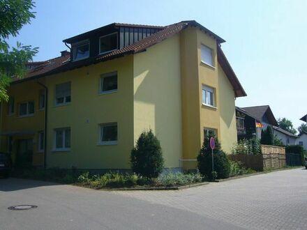 4-Zimmer, Küche, Bad und großer Südbalkon in Wiesloch-Frauenweiler