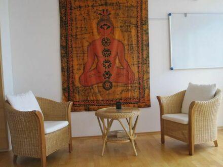 Praxisraum für Psychotherapie, Coaching, Körperarbeit