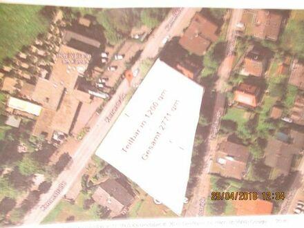 Bauplatz in Bad Wildbad mit einer genehmigten Bauvoranfrage mit 16 Wohnungen