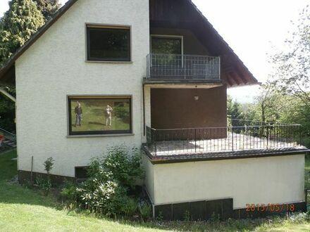 4 Zi. Wohnung im grünen
