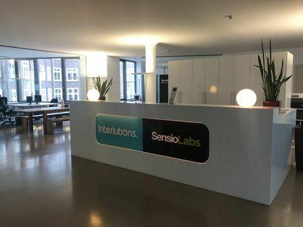 Schönes, modernes Büro für bis zu 4 Personen in netter Bürogemeinschaft zu vermieten