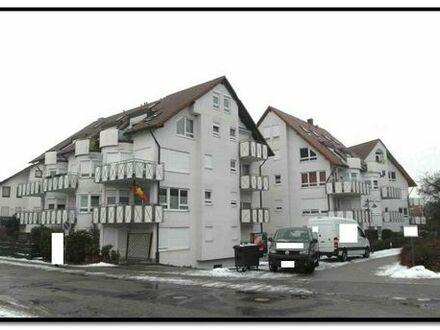 2 Zimmer Wohnung in Wiernsheim zu vermieten