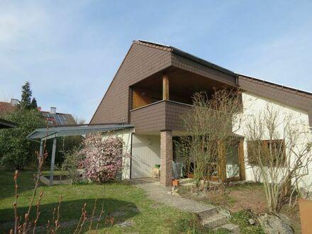 2-Familienhaus mit Einliegerwohnung und Photovoltaik mit Eigenstromnutzung Doppelgarage