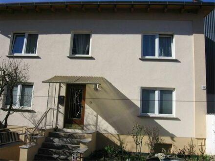 Einfamilienhaus mit Ziergarten in Hallstadt zu vermieten