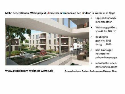 Wohnung im Mehrgenerationen Wohnprojekt, Fertigstellung 2020