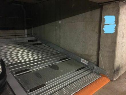 Trockener abschließbarer Garagenplatz Duplex-Garage (oben)
