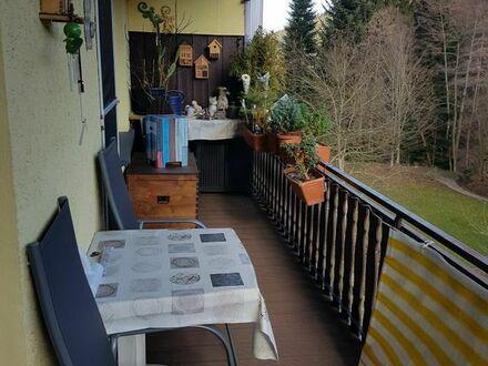 Eigentumswohnung Bad Herrenalb 3 Zi TOP MODERNISIERT balkon stellplatz Wert 108.500EUR TAUSCH!?