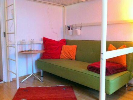 Zimmer mit Hochbett 140x200 in Traumlage Erlangen