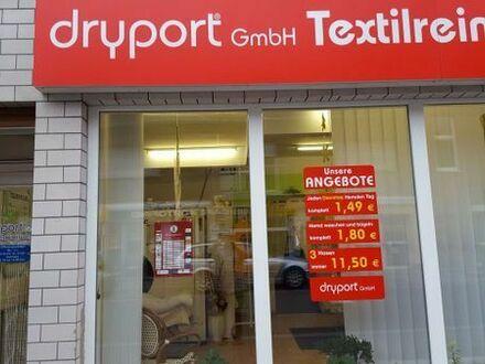 Voll ausgestattet Textireinigung mit Annahmestelle in Köln Hürth abzugeben
