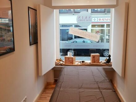 Raum in Kosmetikstudio