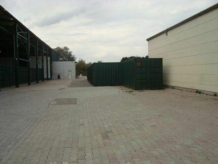 Lagerraum / Lagercont. 15 qm, Gewerbegebiet Bensheim, nur EUR 90,--