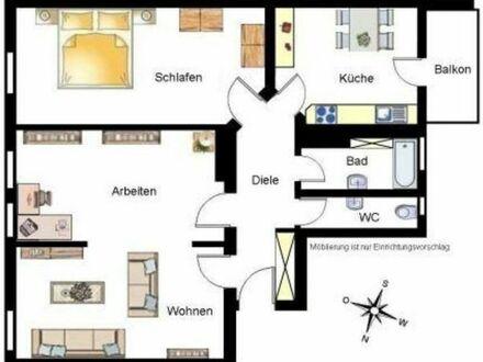 3 Zimmer Wohnung München-Neuhausen befristet