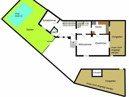 Haus in Schwabenheim, 150qm, 5,5 Zimmer