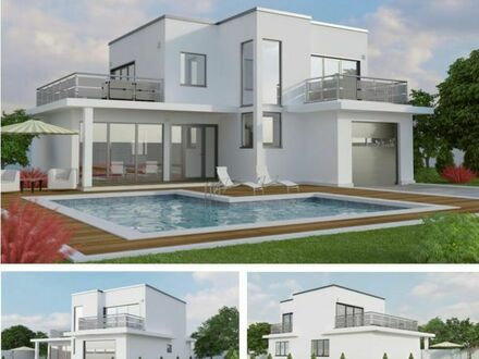 Fertighaus Modell,, Sofie , das extravagante Haus
