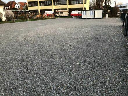Autoverkaufsplatz mieten.