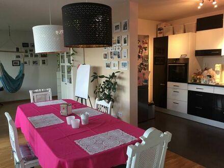 Sehr schöne, geräumige 3-Zimmer-Wohnung (Neubau) mit hochwertiger Ausstattung mitten in Durlach