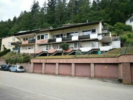 Mehrfamilienhaus in ruhiger, traumhafter höhen- Südlage mit Panoramablick in Bad Wildbad