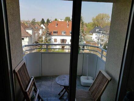 3ZKB mit Balkon in Mannheim Neckarstadt-Ost