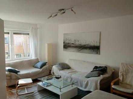 Großzügige helle 3,5-Zimmer-Wohnung mit Tiefgarage in ruhiger, bester Innenstadtlage zu vermieten