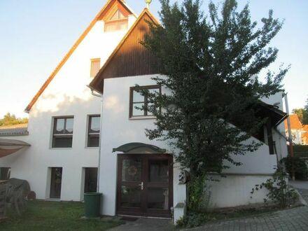 91154 Pfaffenhofen große 3 Zi Galerie Whg über 3 Ebenen im Grünen sep Eingang