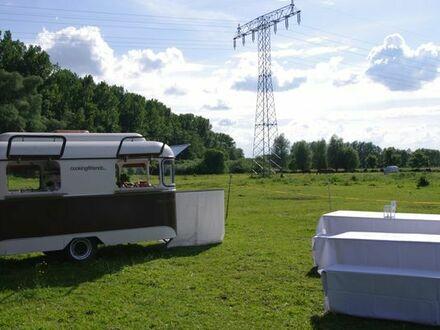 Food Truck Oldtimer Verkaufs Anhänger